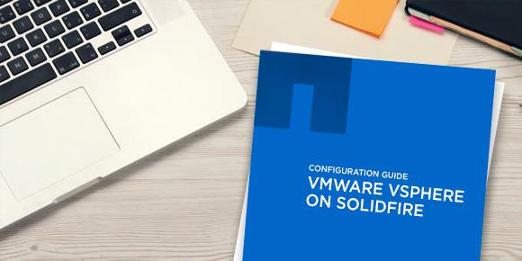 Configuration Guide - VMware vSphere on SolidFire