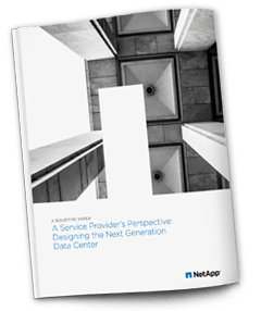 Service Provider's Guide: Designing the Next Generation Data Center